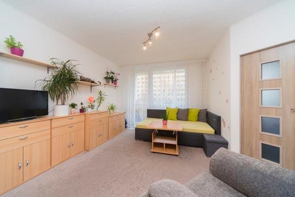 Prodej bytu 2+kk-L, 41 m2 Praha 4 – Braník