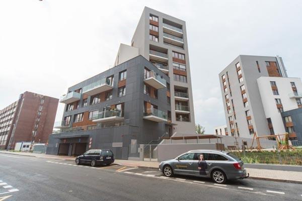 Pronájem bytu 2+kkG, 57 m2 Praha 7 – Holešovice