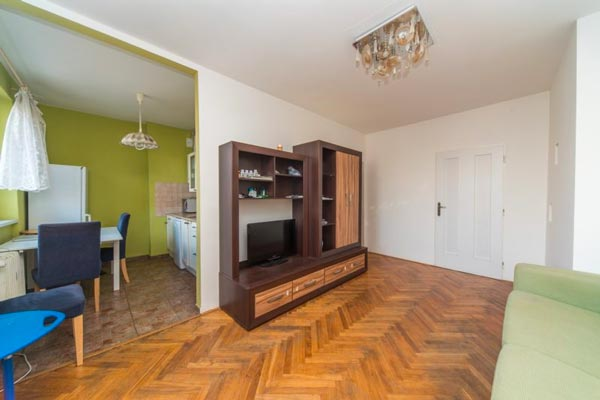 Pronájem bytu 2+kk-B, 45 m2 Praha 7 – Holešovice