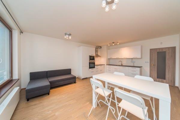 Pronájem bytu 2+kk, 58 m2 Praha 7 – Holešovice