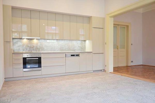 Pronájem bytu 3+kk, 80 m2 Praha 1 – Josefov