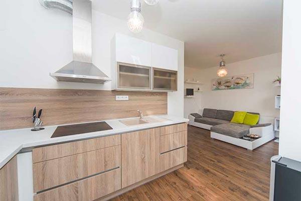 Prodej bytu, 2+kk/L/G, 53 m2 Klecany, Praha – východ