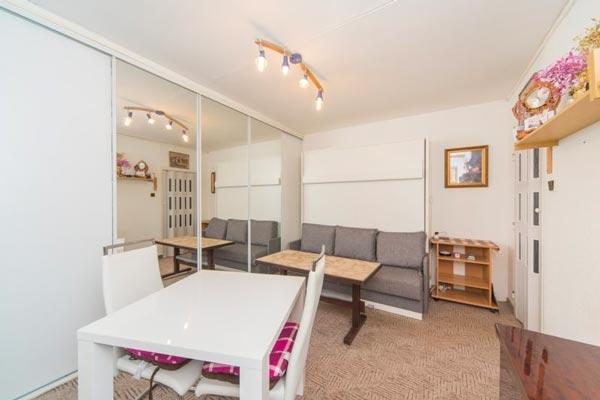 Prodej bytu 1+kk-L, 33 m2 Praha 9 – Prosek