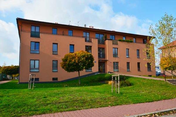 Pronájem bytu 2+kk s pracovnou, OV Rotavská, Praha 5 – Stodůlky