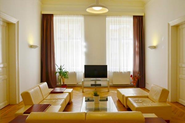 Pronájem bytu 4+1, 144 m2 Praha 1 – Staré Město