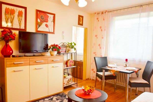Prodej bytu 1+kk/L, 34 m2, OV Praha 9 – Střížkov