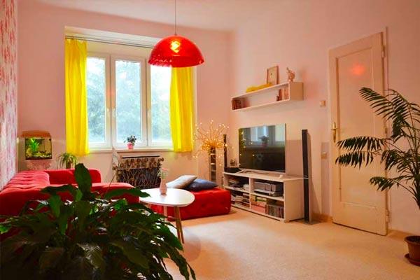 Prodej bytu 2+kk, 48 m2 V mezihoří, Praha 8