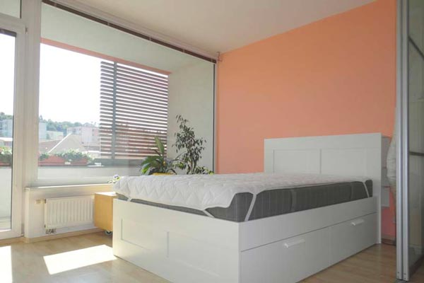 Prodej bytu 1+kk/L, 50 m2, OV Praha 9 – Vysočany