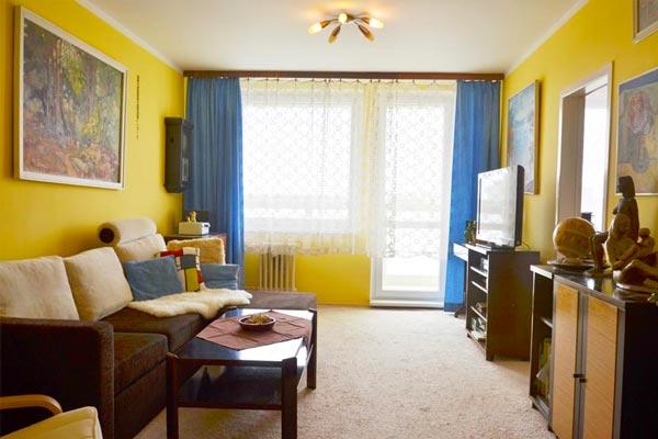 Prodej bytu 4+1/B, 81 m2 Praha 3 – Žižkov