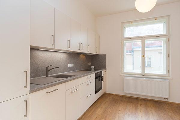 Pronájem bytu 2+kk-G, 58 m2, OV, Praha 4 - Nusle