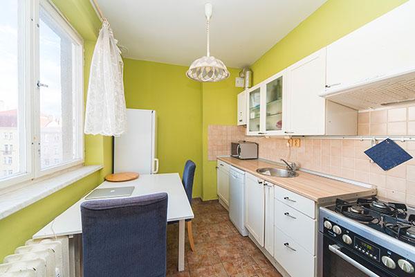 Prodej bytu 2+kk-B, 45 m2, OV, Praha 7 – Holešovice