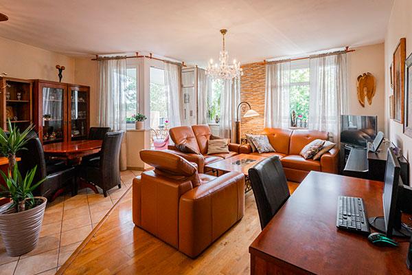 Prodej bytu 3+kk, T, G, 120 m2, OV, Praha 5 – Motol
