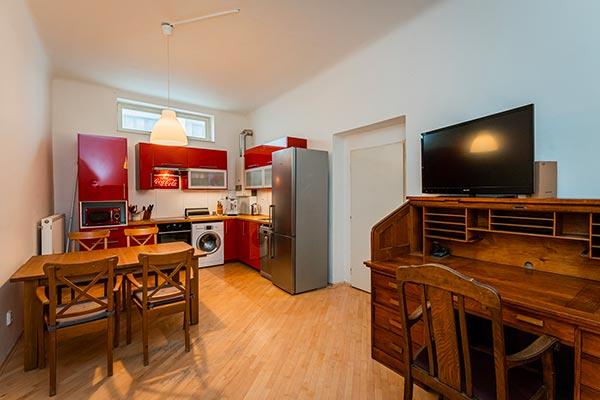 Pronájem bytu 2+kk, 45 m2, OV, Praha 5 – Košíře