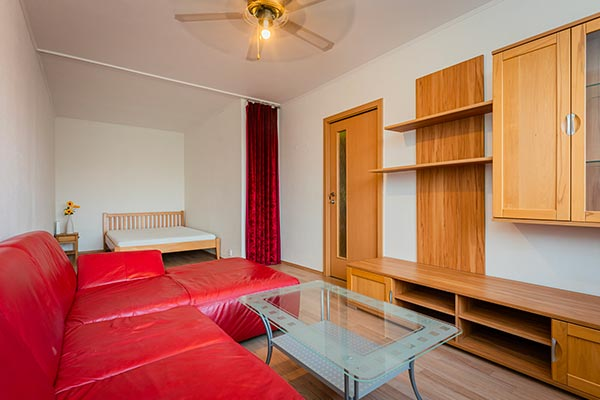 Pronájem bytu 1+1, 41 m2, OV, Praze 9 – Letňany