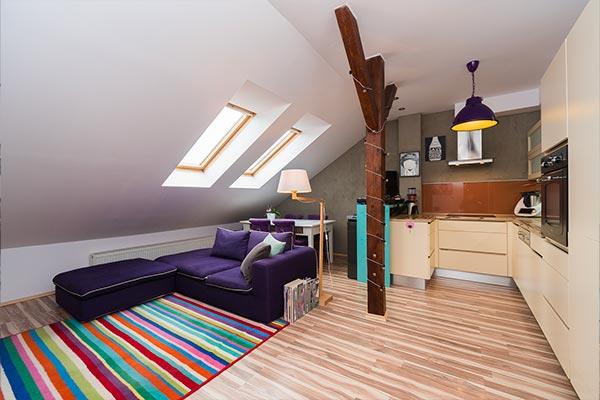 Prodej bytu 3+kk, 84 m2, OV, Praha 3 – Žižkov